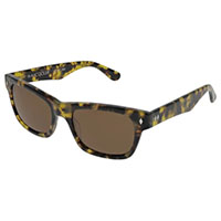 Waycooler Sunglasses by Tres Noir- Blonde Tortoise