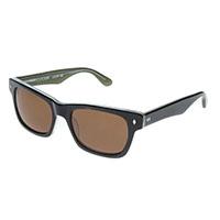 Waycooler Sunglasses by Tres Noir- Moss & Tortoise