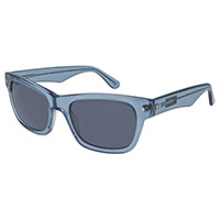 Waycooler Sunglasses by Tres Noir- Transparent Blue
