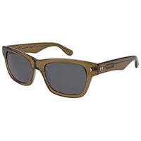 Waycooler Sunglasses by Tres Noir- Transparent Brown