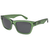 Waycooler Sunglasses by Tres Noir- Transparent Green