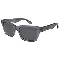 Waycooler Sunglasses by Tres Noir- Transparent Grey