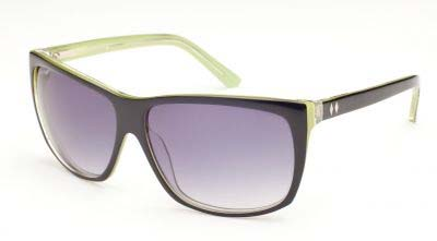 f8942aaa44a2 Heartbreaker Girls Sunglasses by Tres Noir- BLACK   GREEN (Sale price!)