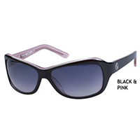 Knockout Womens Sunglasses by Tres Noir- Brown & Pink (Sale price!)