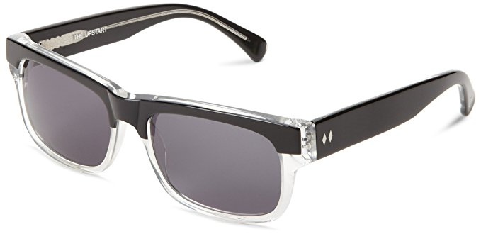 0fbcfb6af150 Upstart Sunglasses by Tres Noir- Black Clear