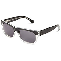 Upstart Sunglasses by Tres Noir- Black/Clear