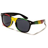 Rasta Stripes Sunglasses
