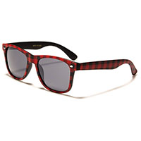Sunglasses- PLAID