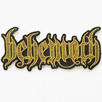 Behemoth- Logo embroidered patch (ep111)