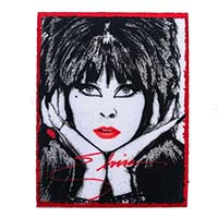 Elvira 80's Signature Patch by Kreepsville 666 (ep381)