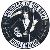 Elvira Rockers XL Back Patch by Kreepsville 666