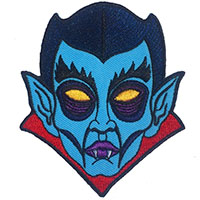 Allan Graves Monster Dracula Patch by Kreepsville 666 (ep104)