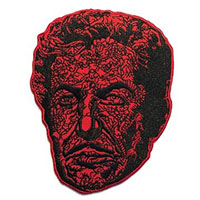 Vincent Price Red Death Embroidered Patch by Kreepsville 666 (EP973)
