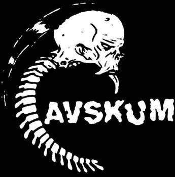 Avskum- Creature back patch (bp495)