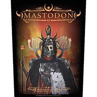 Mastodon- Emperor Of Sand Sewn Edge Back Patch (bp110)