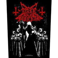 Dark Funeral- Shadow Monks Sewn Edge Back Patch (bp139)