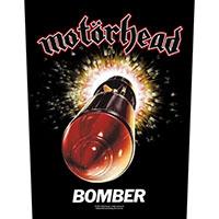 Motorhead- Bomber Sewn Edge Back Patch (bp207)