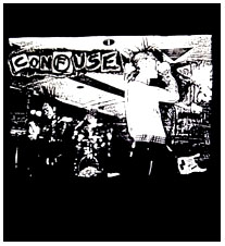 Confuse- Live Pic back patch (bp719)