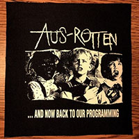 Aus Rotten- And Now Back To Our Programming cloth patch (cp305)