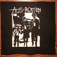 Aus Rotten- Nuclear Family cloth patch (cp307)