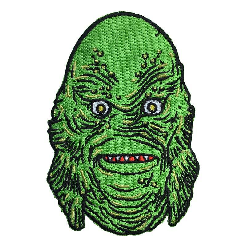 Creature from the Black Lagoon Embroidered Patch by Scumbags & Superstars (ep321)