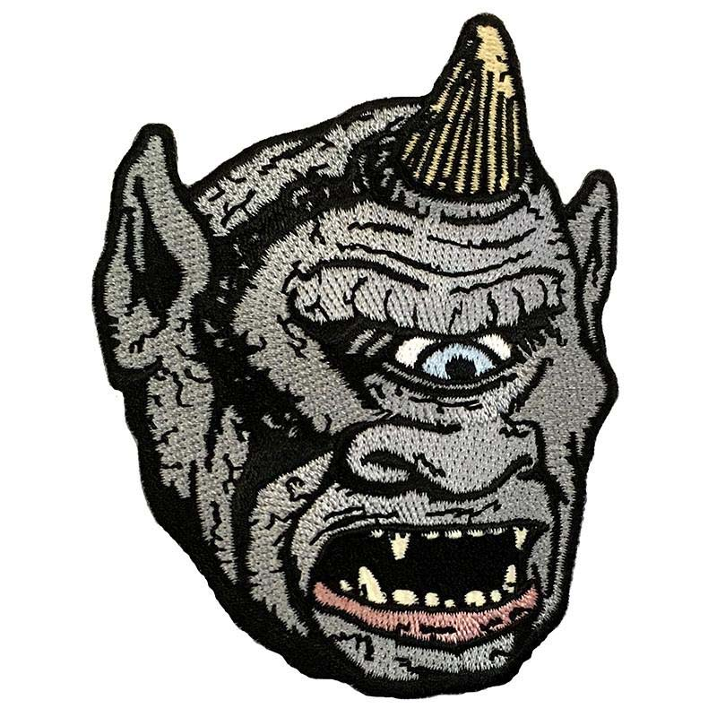 7 Seas Cyclops Embroidered Patch by Scumbags & Superstars (ep331)