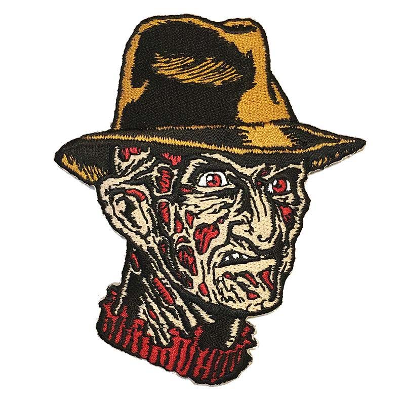Freddy Embroidered Patch by Scumbags & Superstars (ep306)