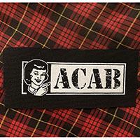ACAB cloth patch (cp150)