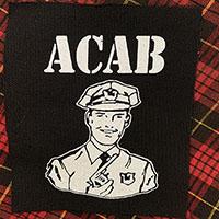 ACAB cloth patch (cp152)