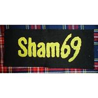 Sham 69- Logo cloth patch (cp153)