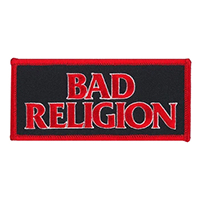 Bad Religion- Logo Embroidered patch (ep1087)