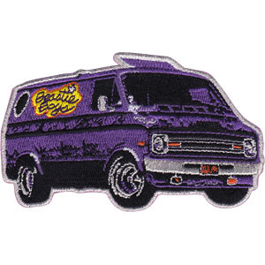 Beastie Boys- Van embroidered patch (ep632)