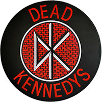 Dead Kennedys- Bricks Logo embroidered back patch