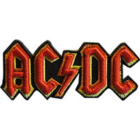 AC/DC- 3D Logo Embroidered patch (ep656)