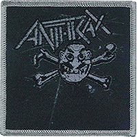 Anthrax- Grey Man embroidered patch (ep1000)