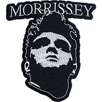 Morrissey- Face Embroidered patch (ep1041)