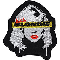 Blondie- AKA embroidered patch (ep599)