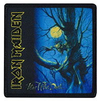 Iron Maiden- Fear Of The Dark Embroidered Patch (ep963)