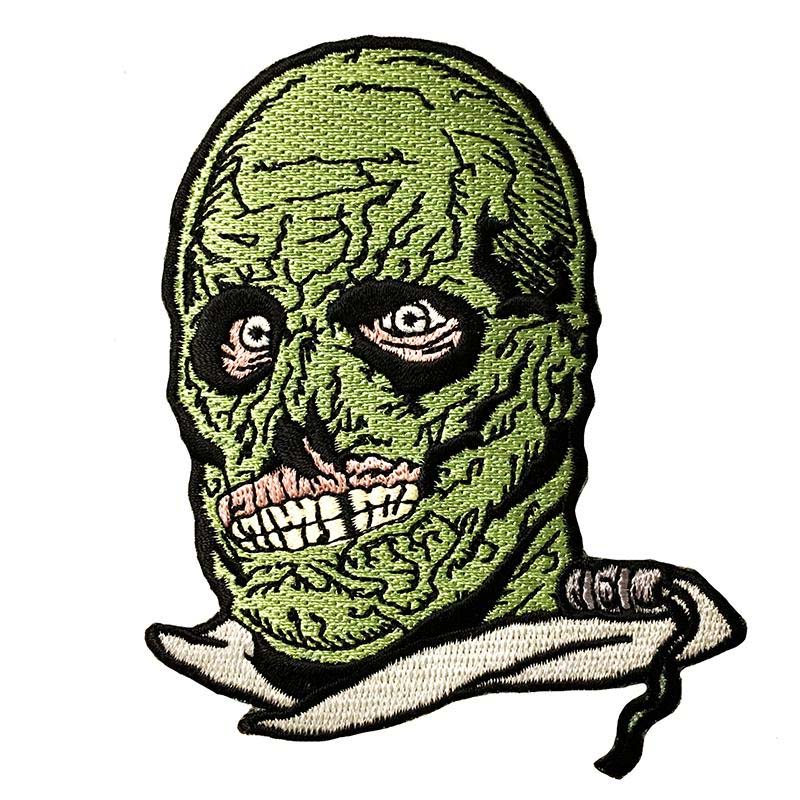 Dr Phibes Embroidered Patch by Scumbags & Superstars (ep329)