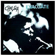 Chelsea- Evacuate back patch (bp59) (Sale price!)