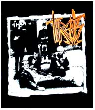Threats- Band Pic back patch (bp234) (Sale price!)