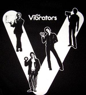The vibrators band