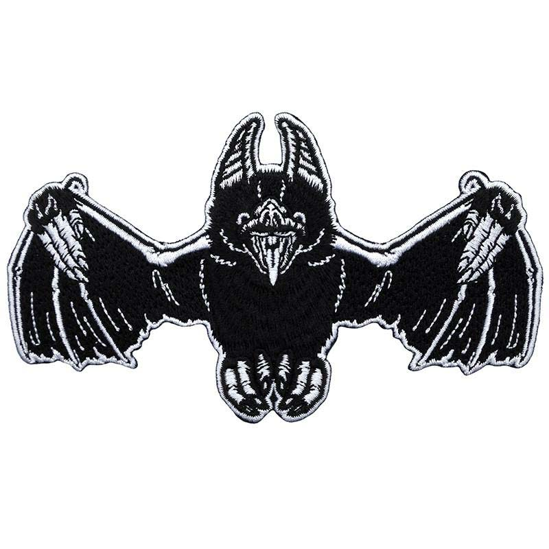 Giant Flying Bat Back Patch Embroidered Patch by Scumbags & Superstars (ep299)
