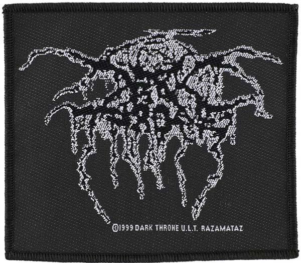 Darkthrone- Logo Woven Patch (ep611)