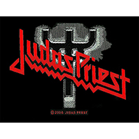 Judas Priest- Logo Woven Patch (ep675) (Import)