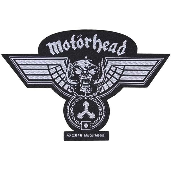 Motorhead- War Pig Medal Woven Patch (ep532)