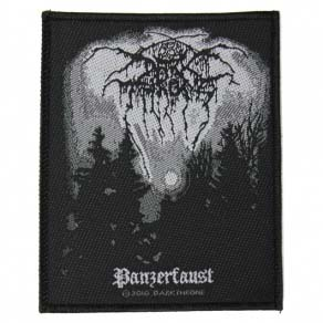Darkthrone- Panzerfaust Woven Patch (ep517) (Import)