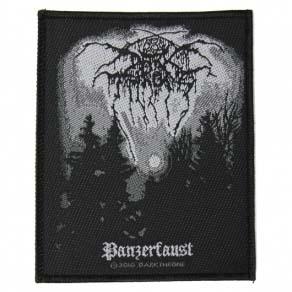 Darkthrone- Panzerfaust Woven Patch (ep517)