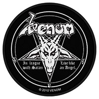 Venom- In League With Satan Woven Patch (ep518) (Import)
