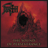 Death- The Sound Of Perserverance Woven Patch (ep543)